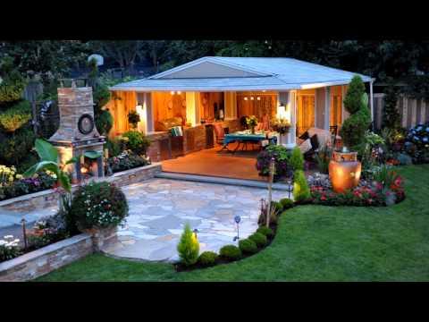 Ideas para un jardin vidoemo emotional video unity - Jardines modernos ...