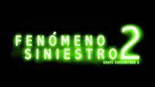 Fenómeno Siniestro 2 - Trailer oficial subtitulado