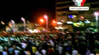 سوريا المجد   حماة   مظاهرات مسائية يوم الاثنين 20 6 2011 ج2