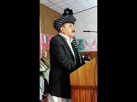Rauf lala PMAP Speech in NAWA Killi Quetta