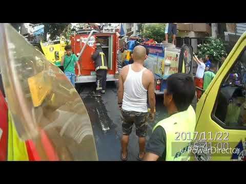 10-70 @ Planview Mandaluyong - 1st Alarm (11-22-17)