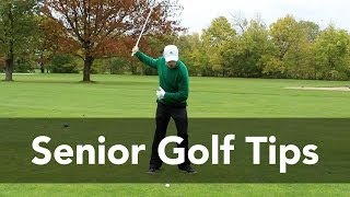 Senior Golf Swing Tips   Golf Instruction   My Golf Tutor