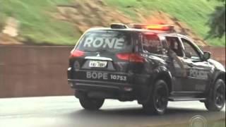 Polícia procura dupla que gravou vídeo com música em apologia à violência