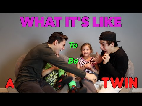 What It s Like To Be A Twin Dolan Twins ft. Our Twin Cousins