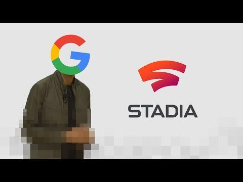 Here Comes Google Stadia