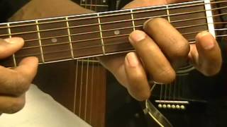 How To Play Passenger LET HER GO Intro Guitar Lesson Revised 2014