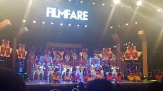 Dev at Filmfare Awards East 2017