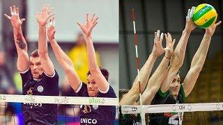 TOP 20 » Volleyball Monster Blocks (HD)