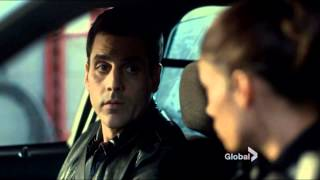 ~* Rookie Blue Season 6 Episode 1 (6 x 01) - Sam Tells Andy About the Baby *~