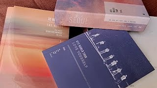 [BTS UNBOXING] Love Yourself Tour DVD + THE NOTES 1