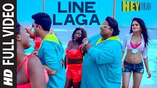 'Line Laga' FULL VIDEO Song | Hey Bro | Mika Singh Feat. Anu Malik | Ganesh Acharya