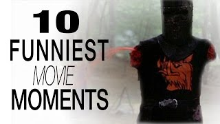 Top 10 Funniest Movie Moments