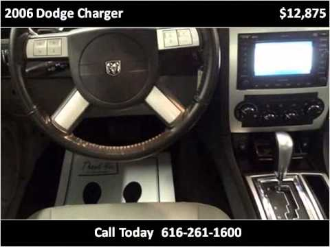 2006 Dodge Charger Used Cars Grand Rapids MI