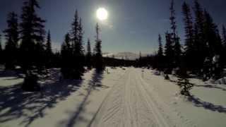 The perfect trip Finnish Lapland:Pallas- Nammalakuru 2013 Part 1/2