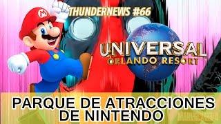 Nintendo y Universal, Marvel vs. Capcom 4, PES 2017, Solitario, The Game Awards y más - #ThunderNews