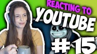 Sweet Anita Tourettes - YouTube Reactions #15