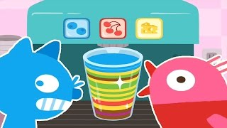 Fun Baby Learn Colors, Numbers, Shapes Educational Games by Sago Mini for Children