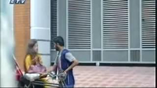 Bangla Romantic Natok Love You Bolini Ft Apurbo & Srabonno