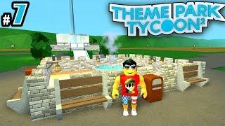 Theme Park Tycoon  Build Height
