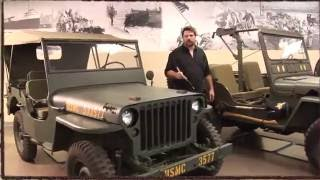 Willys Jeep MB/GPW Identification - Kaiser Willys Omix-ADA Tour