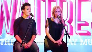 Watch Jason Mraz & Betsy Wolfe Sing Songs from Broadway