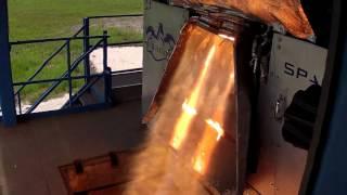 SuperDraco | Test Fire