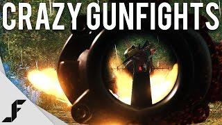 CRAZY GUNFIGHTS - Battlegrounds
