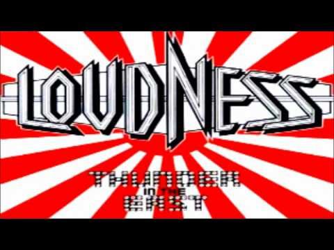 Loudness - Heavy Chains HQ