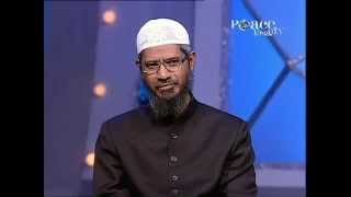 Man asks for cutting his penis to Dr. Zakir Naik.
