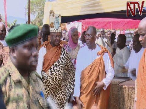 Buganda's Kabaka Ronald Muwenda Mutebi II marks 23 years on the throne