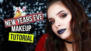 SILVESTER MAKEUP TUTORIAL - NEW YEAR