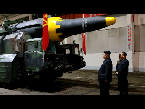 North Korea conducts new ballistic missile launch