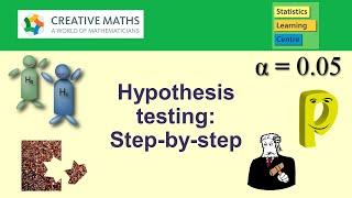 Hypothesis tests, p-value - Statistics Help