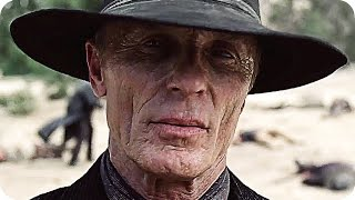 WESTWORLD Season 1 TRAILER Dreams (2016) New HBO Sci-Fi Series