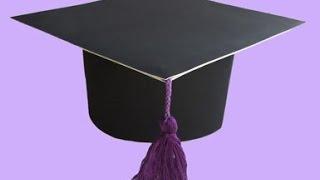 Как сделать шапку гимназиста своими руками