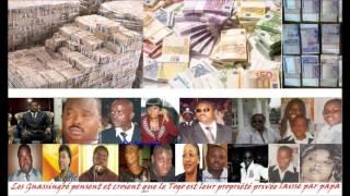 Togo: La fortune d'Eyadema estimée à 3700 milliards F CFA divise la famille Gnassingbé