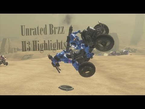 Unrated Brzz: Halo 3 Highlights