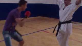 Marjan Mane Stankovic VS Marjan Markovic (trener) - II deo