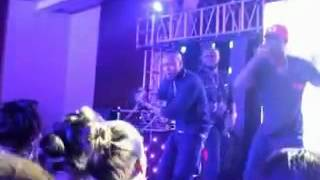 VIP Performs Latest Track 'Follow Me' At Guinness VIP Launch Party (Skido-Jay).flv