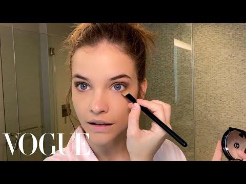 Barbara Palvin s Everyday Beauty Routine Beauty Secrets Vogue