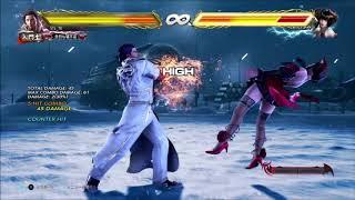 Tekken 7 Claudio CH 4,3 Combos   PS4