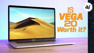 Vega 20 MacBook Pro Review - The Dream is Finally Complete!