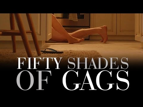 Fifty Shades of Gags - Funniest Sexy Scene Movie Bloopers