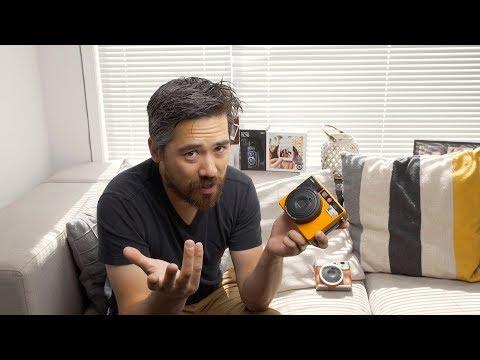 Instant Film Shootout Fujifilm Instax SQ6 & Mini 90 Leica Sofort Mint InstantFlex TL70