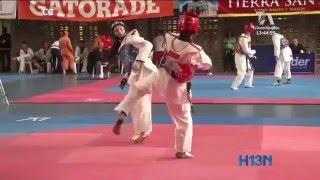 Medellín podría ser sede de eventos internacionales de taekwondo en 2017