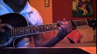Tere Bina Guitar Chords/ Cover (Heropanti) | Mustafa Zahid |