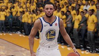 NBA Live 19 Screenshots Curry, Durant, Harden, Kyrie!