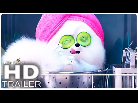 THE SECRET LIFE OF PETS 2 All NEW Trailers 2019