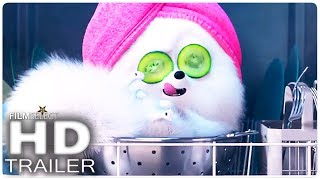 THE SECRET LIFE OF PETS 2: All NEW Trailers (2019)