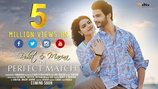 THE PERFECT MATCH | Rohit & Marina | Best Pre wedding 2017 / 2018 | SAHNI STUDIO